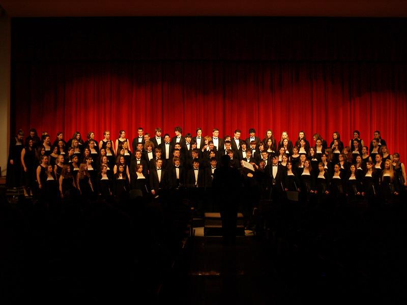 Entire Select Chorus