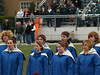 Varsity Singers at Thanksgiving Day Game