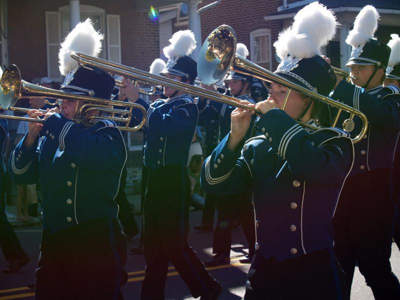 Trombones, Halloween Parade