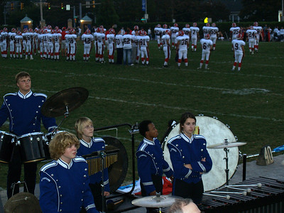 QCSHS Mallet Section with Colonial team behind