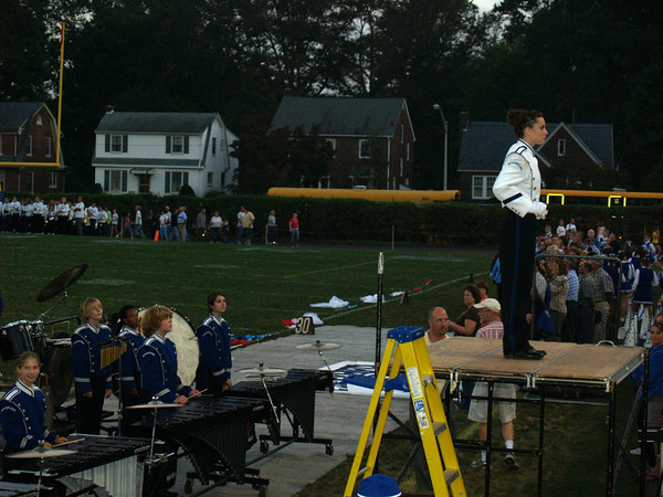 Quakertown H.S. Marching Band