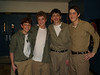 Seth & Guys (Joel, Sean & Shane)