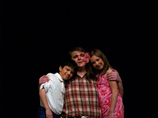 Emile and his children