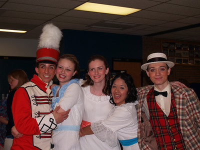 After The Music Man show