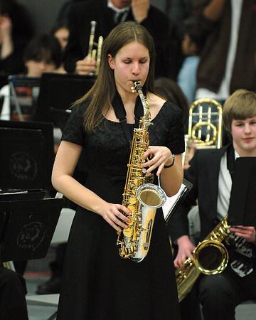 Quad Concert, Lynnwood High School 3-9-2006