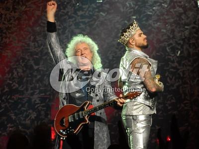 Queen + Adam Lambert 04-JUL-2018