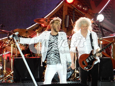 Queen + Adam Lambert 25-MAY-2016