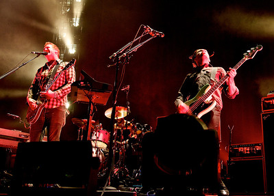 Dec. 14, 2014- NY,NY Queens of the Stone Age paly Barclays Center Brooklyn, NY  Robert Altman