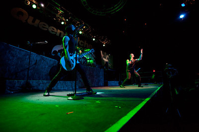Queensryche - The Knitting Factory - Spokane WA