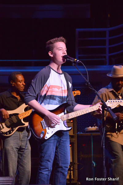 Quinn Sullivan -Blues Prodigy: At the Palladium in Carmel, Ind