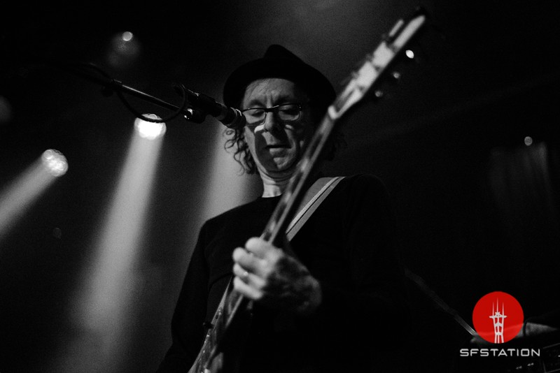 r beny and Wire, Apr 3, 2017 at Slim's