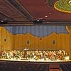 Rehearsal for Oriff's Carmina Burana