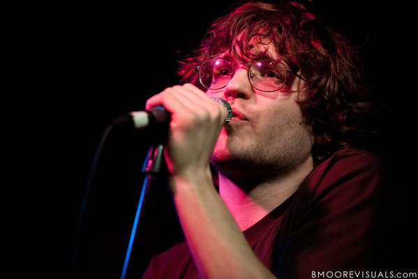 Wes Miles of Ra Ra Riot performs on March 9, 2011 for a sold-out crowd at Crowbar in Tampa, Florida