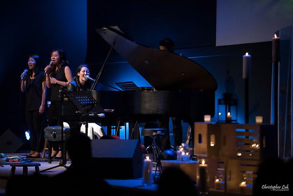 Rachelle - Brought to Light Album Live Concert