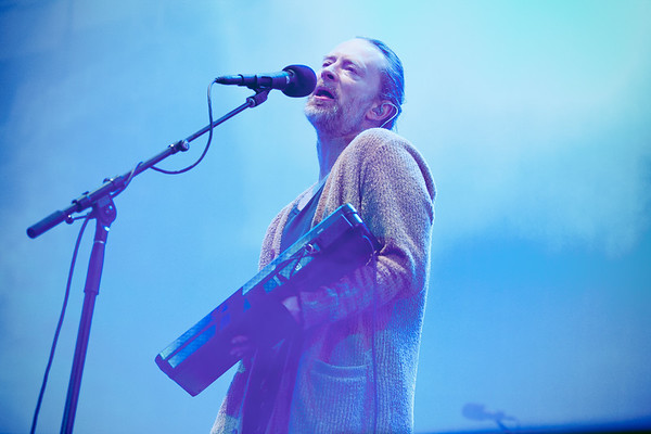 Radiohead (Greek Theater, Berkeley)