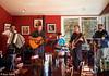Rag Poets at the Kelburn Village Pub, Wellington, 12 October 2014