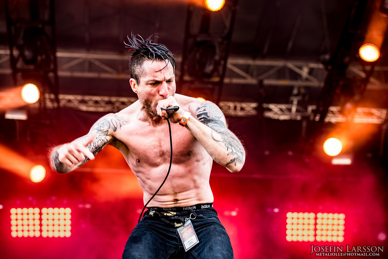 Raised Fist - Sweden Rock 2016