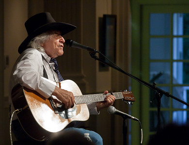 Ramblin Jack Elliott on his 80th Birthday.