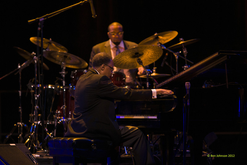 Ramsey Lewis - Sun Goddess Tour featuring Ramsey Lewis & Electric Band performing at The Exit0 Jazz Festival in Cape May New Jersey, November 10, 2012