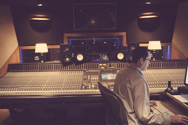 Randy Garcia @ Westlake Studios