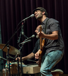 Anand Nayak (guitar) and Scott Kessel.