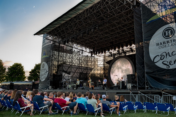 August 7, 2016 Ray Lamontagne Ourboros tour with My Morning Jacket at the Farm Bureau Insurance Lawn in Indianapolis, IN. ©Vasquez Photography