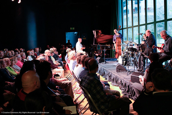 Ray Smith Quintet April-2017