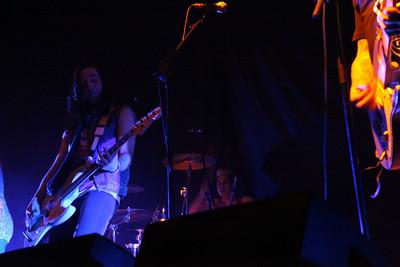 Joe Williams on bass.
