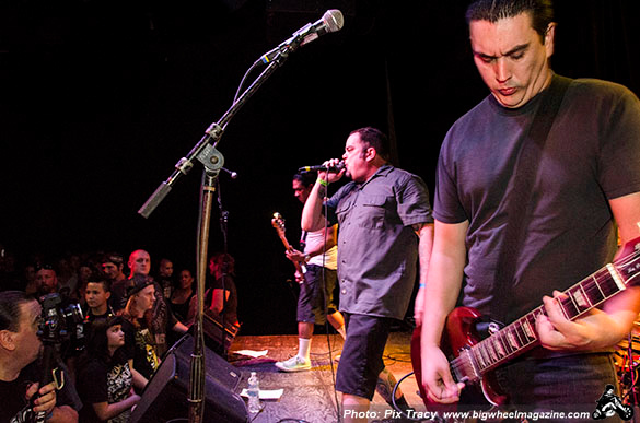 Reagan Youth - DFL - Decry - STALAG 13 - SideKick - Skaal - Tartar Control - and Rockous - at The Observatory - Santa Ana, CA - October 4, 2014