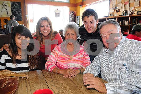 Wild Older Women and Alan Land 6/16/2013