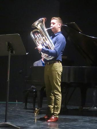 Recital at Universite de Montreal
