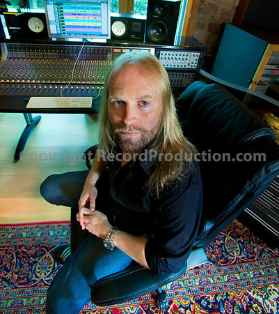 Top metal record producer Andy Sneap was working at his studio in Derbyshire when we popped in with the cameras  --  Watch our VIDEO interviews with Andy Sneap:  http://www.recordproduction.com/andy-sneap-producer.htm