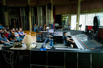 Chris Lord Alge at Real World Studios, Aug 2012   -- Watch our exclusive VIDEO interview with Chris Lord Alge here: http://www.recordproduction.com/chris-lord-alge.html