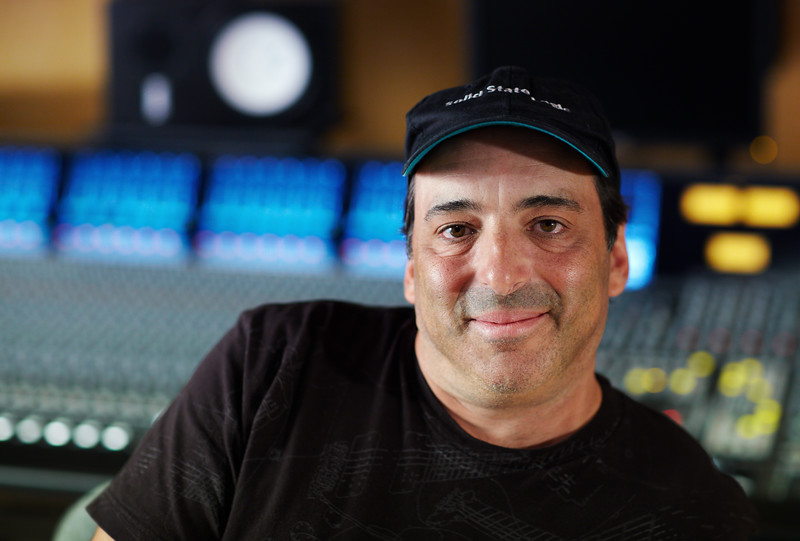 "Top remixer and producer Chris Lord Alge with trusty SSL board<br /> <br /> Watch the Chris Lord Alge video interview:  <a href=""http://www.RecordProduction.com"">http://www.RecordProduction.com</a>   -- Watch our exclusive VIDEO interview with Chris Lord Alge here: <a href=""http://www.recordproduction.com/chris-lord-alge.html"">http://www.recordproduction.com/chris-lord-alge.html</a>"
