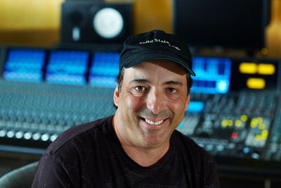 Top remixer and producer Chris Lord Alge with trusty SSL board  Watch the Chris Lord Alge video interview:  http://www.RecordProduction.com   -- Watch our exclusive VIDEO interview with Chris Lord Alge here: http://www.recordproduction.com/chris-lord-alge.html