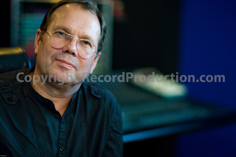 "Music producer Chris Porter in his recording studio  -  Watch the Chris Porter VIDEO interview:  <a href=""http://www.recordproduction.com/chris-porter.html"">http://www.recordproduction.com/chris-porter.html</a>"