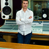 """Record producer Chris Sheldon in the recording studio  -- Watch Chris Sheldon in an exclusive video interview here:  <a href=""""http://www.recordproduction.com/chris-sheldon.html"""">http://www.recordproduction.com/chris-sheldon.html</a>"""
