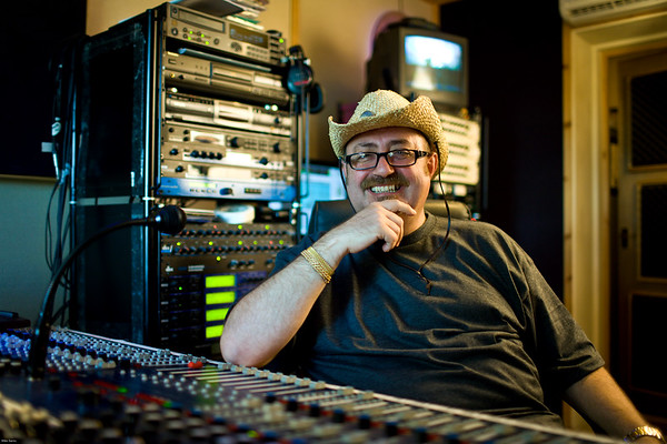 Chris Tsangarides - record producer