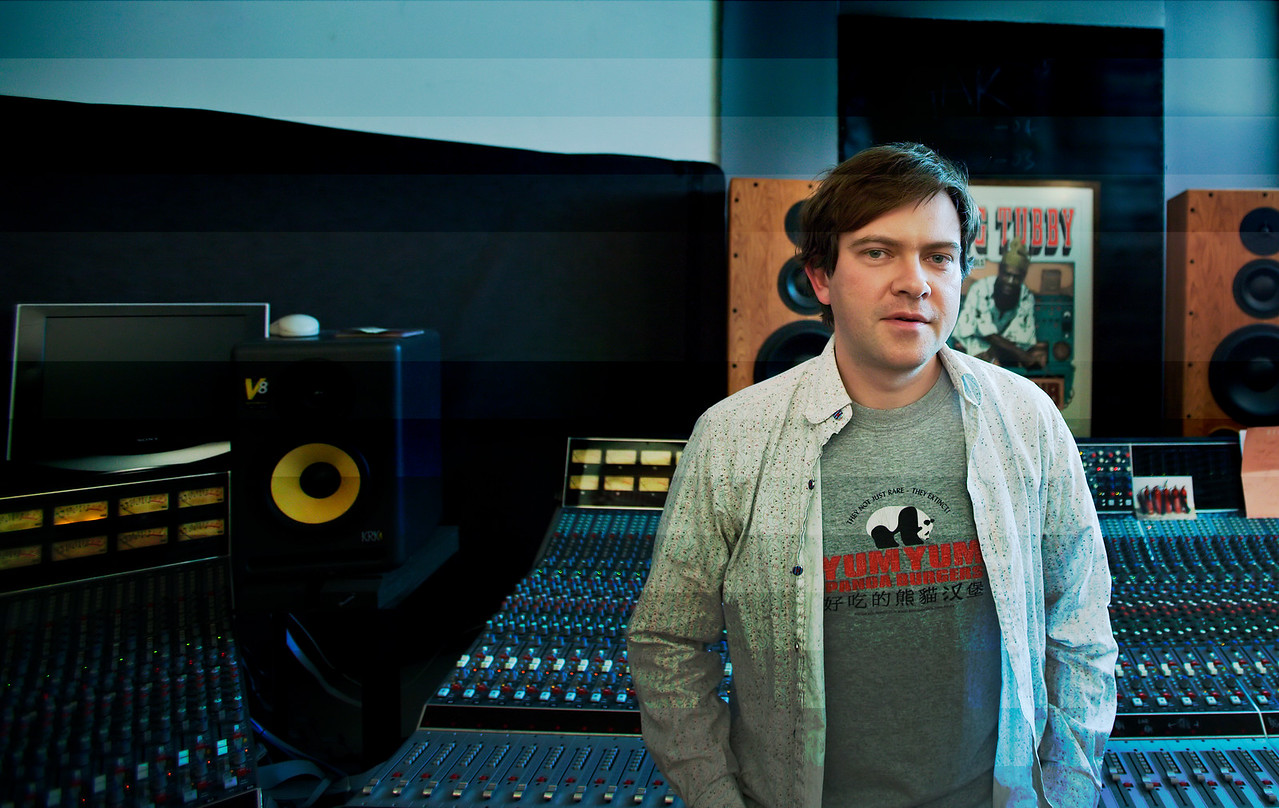 """--  Watch our VIDEO interview with Dan Carey:  <a href=""""http://www.recordproduction.com/dan-carey-record-producer.htm"""">http://www.recordproduction.com/dan-carey-record-producer.htm</a>"""