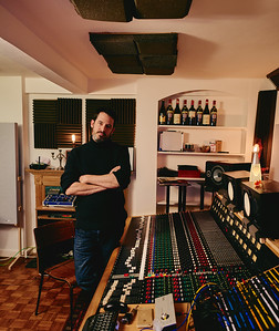 Dub mixing engineer and producer Daniel Boyle