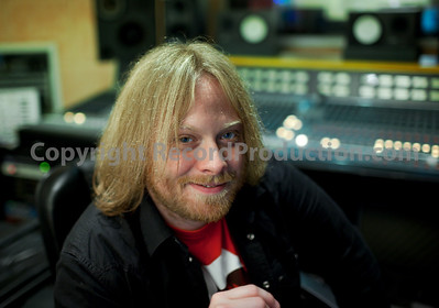 Leading record producer Dave Eringa at Bryn Derwen recording studios, Wales, UK  --  Watch our VIDEO interview with Dave Eringa:  http://www.recordproduction.com/dave-eringa.html