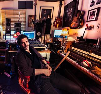 Producer and song writer Ed Hardcourt
