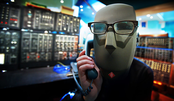 Neumann android soon to be seen on Dr Who....?