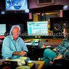 Gary Stevenson, Record Producer, in his recording studio set up for an interview for RecordProduction.com