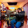 Ian Caple - record producer and recording engineer at his studio