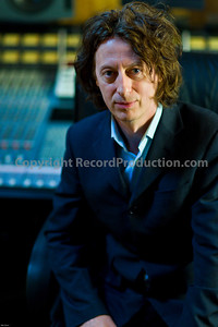 Record producer Laurie Latham at Helicon Mountain Studios, UK   --  Watch Laurie Latham's video interviews:  http://www.recordproduction.com/laurie-latham-record-producer.html