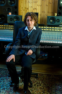Music producer Laurie Latham at Helicon Mountain Studios, UK   --  Watch Laurie Latham's video interviews:  http://www.recordproduction.com/laurie-latham-record-producer.html