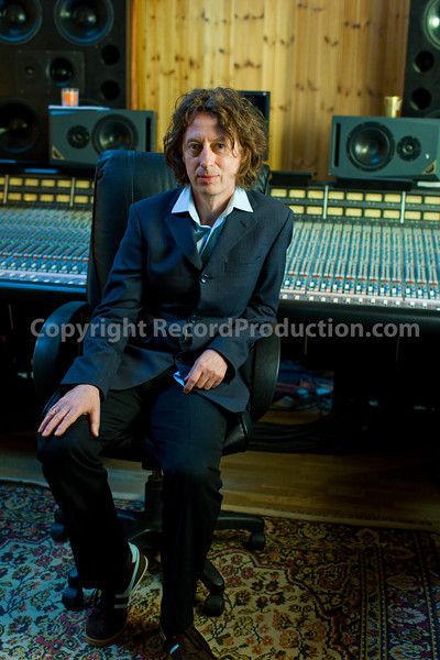 "Record producer Laurie Latham at Helicon Mountain Studios, UK   --  Watch Laurie Latham's video interviews:  <a href=""http://www.recordproduction.com/laurie-latham-record-producer.html"">http://www.recordproduction.com/laurie-latham-record-producer.html</a>"