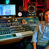 "Recording engineer and record producer Max Heyes at the controls of the mixing desk at Lynchmob Studios, London   ---  Watch our VIDEO interview with Max Heyes:  <a href=""http://www.recordproduction.com/record-producer-features/max-heyes-producer.html"">http://www.recordproduction.com/record-producer-features/max-heyes-producer.html</a>"
