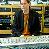 """Record producer Mike Crossey at Air Recording Studios, London.  Mike produced the latest Razorlight album   --  Watch our video interviews with Mike Crossey here:  <a href=""""http://www.recordproduction.com/mike-crossey.html"""">http://www.recordproduction.com/mike-crossey.html</a>"""